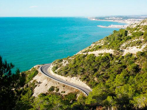 Costa de Garraf - Hotel Port Sitges