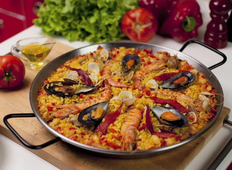 Paella Sitges