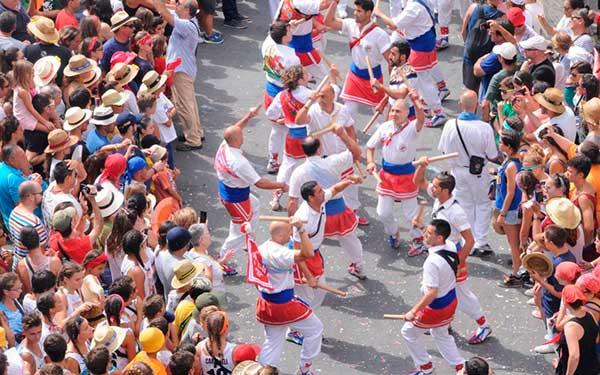 Fiesta Sant Bartomeu Sitges 2019