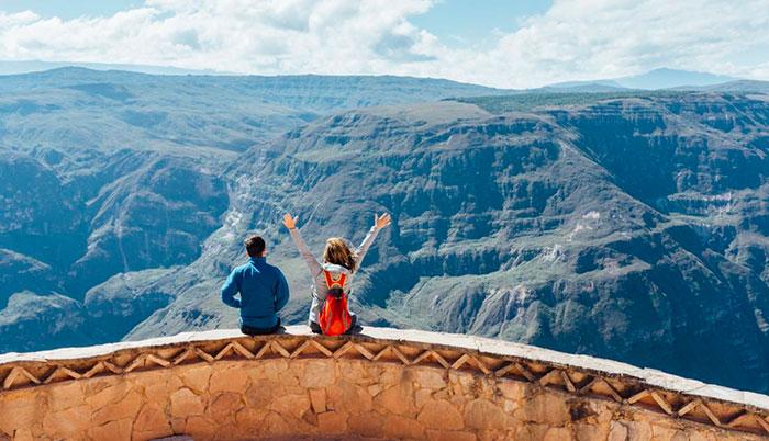 Perú para vacaciones en pareja